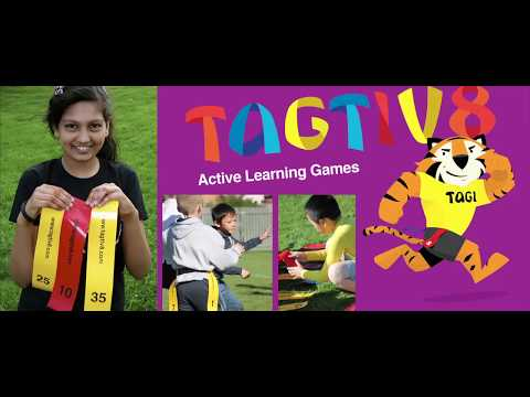 Tagtiv8 Physically Active Learning