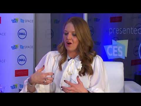 Jill Cress, CMO, National Geographic: Wake up with The Economist at CES 2018 (FULL)