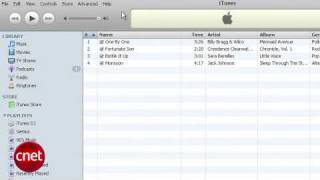 CNET : How to Sync any MP3 player with iTunes
