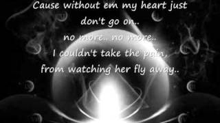 chris brown - fallen angel - with lyrics (illuminati)