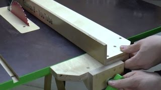 Building A Decent Table Saw For Cheap Using A Router And A Drill