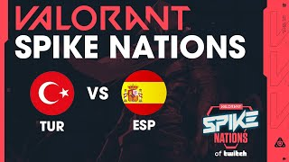 Spike Nations Cup | Türkiye vs İspanya