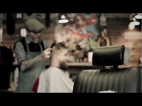 Old Retro Barbershop - Pappas Barbershop