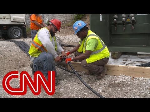 Puerto Ricans endure 3 months without power