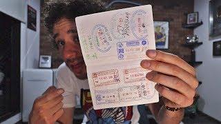 ¿Cómo llené otro pasaporte al 100% en sólo un año?