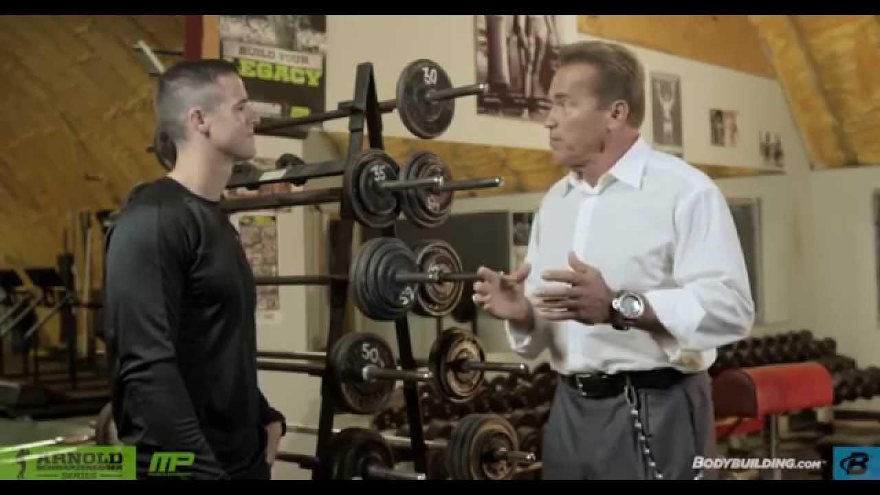 #MPNation Podcast Episode 14 - Arnold Schwarzenegger