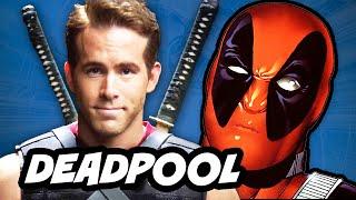 Deadpool Movie - Origin Story Explained