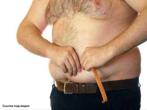 Как убрать жир с живота -