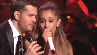 Download lagu Michael Buble & Ariana Grande