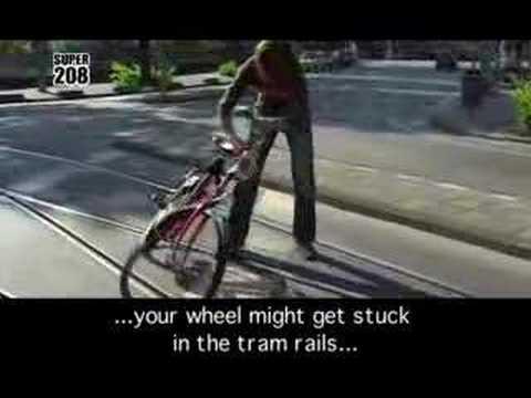 MacBike Amsterdam Safe Cycle Guide