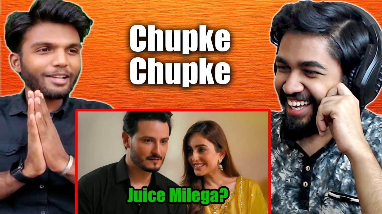 Reacting to Chupke Chupke Teasers & OST