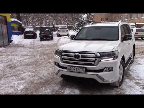 Land Cruiser - по полочкам о Чип-Тюнинге и ЕГР (1VD-FTV)