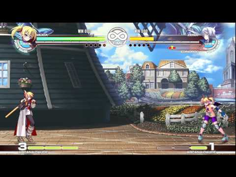 Arcana Heart 3 - On The Streets and So Forth