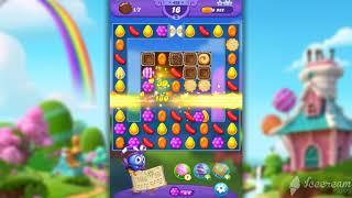 Candy Crush Friends Saga Level 413 - NO BOOSTERS