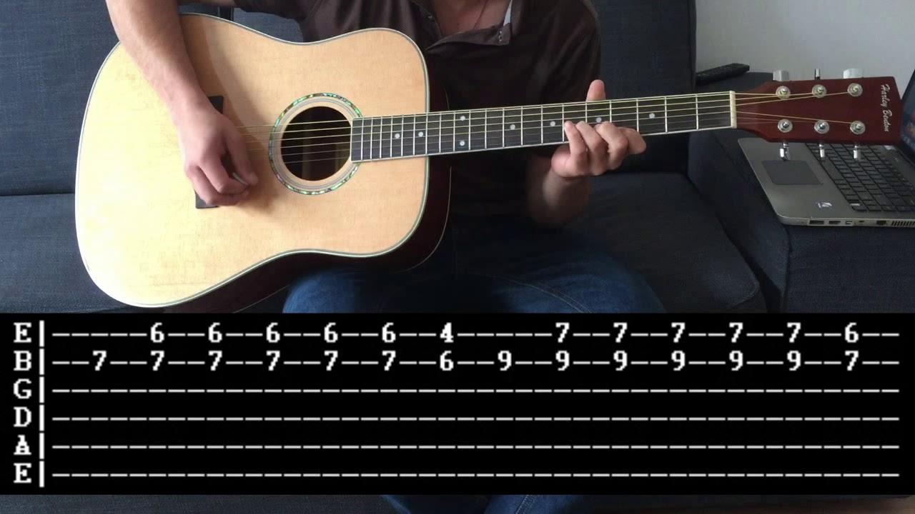 Dame Tu Mujer Jose Guillermo Buitrago Cover Tab Guitarra Youtube