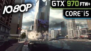 BF4: Siege of Shanghai [64 Players] - i5 4690K@4.6 / GTX 970 FTW+ OC | 1080p Ultra