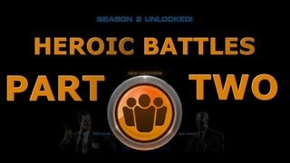 Marvel Avengers Alliance Season 2: Heroic Battles (Part 2 of 3)