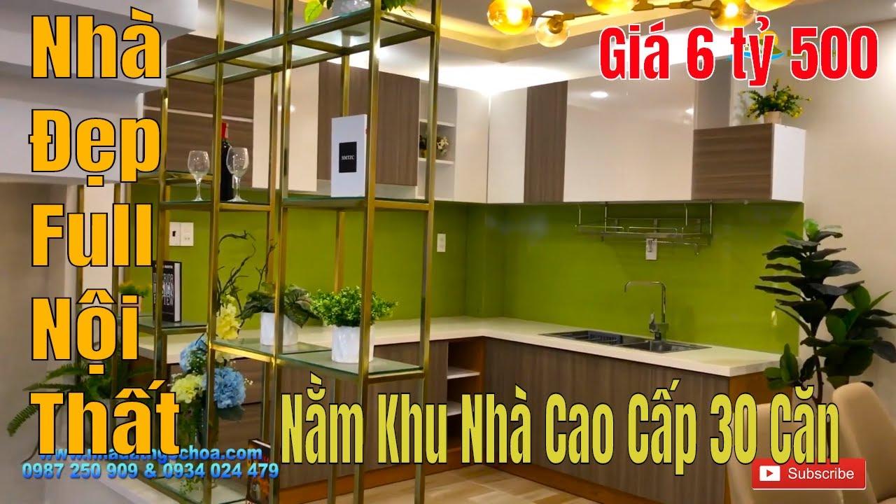 BÁN NHÀ GÒ VẤP| Đường Nguyễn Văn Dung Nhà Đẹp Full Nội Thất Kinh Doanh Buôn Bán Mọi Nghành Nghề