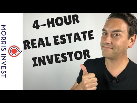4 Hour Work Week for Real Estate Investors by Tim Ferriss