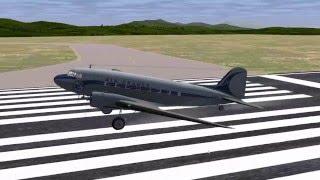 flightgear 20161 douglas dc 3c 47