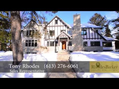 Video of 97 Park Road Ottawa Real Estate & Homes