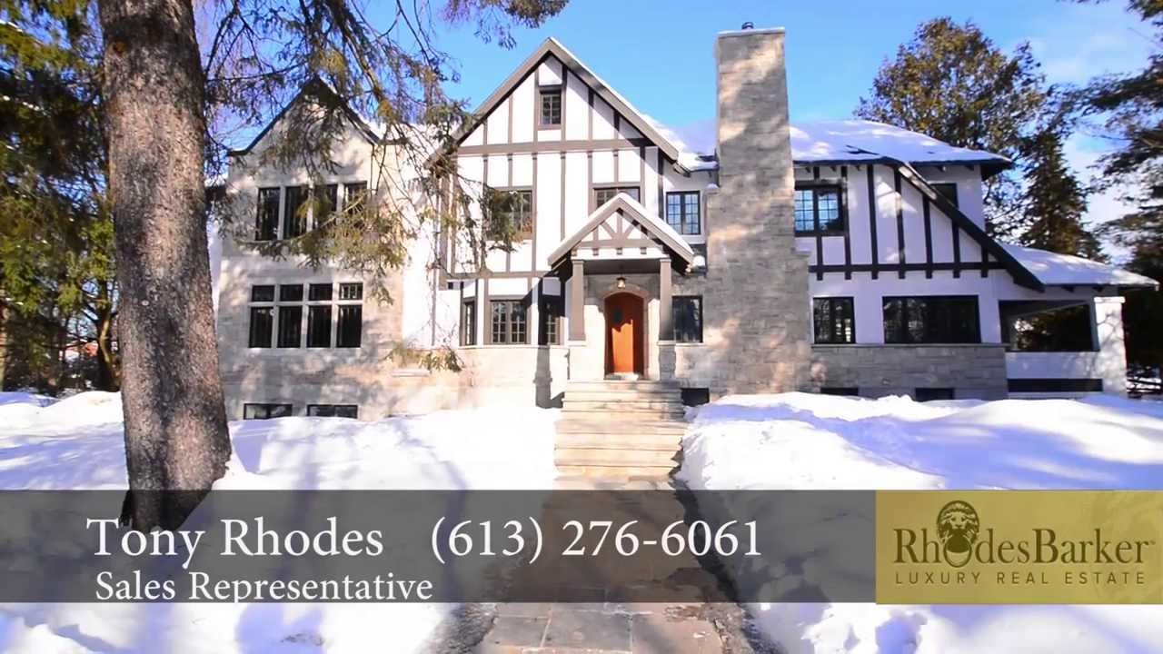 Video Of 97 Park Road Ottawa Real Estate Homes