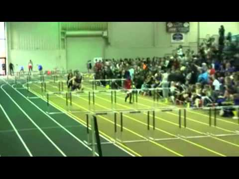 terry Baker Invitational Scrimmage Boys 55 Hurdles