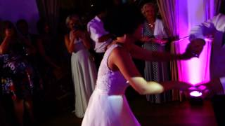 Mr & Mrs Woodford - First Dance - Dreams