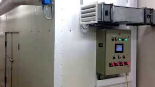 видео Современные сушильные камеры для дерева