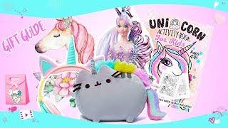 Gift guide 2018 for Unicorns fans