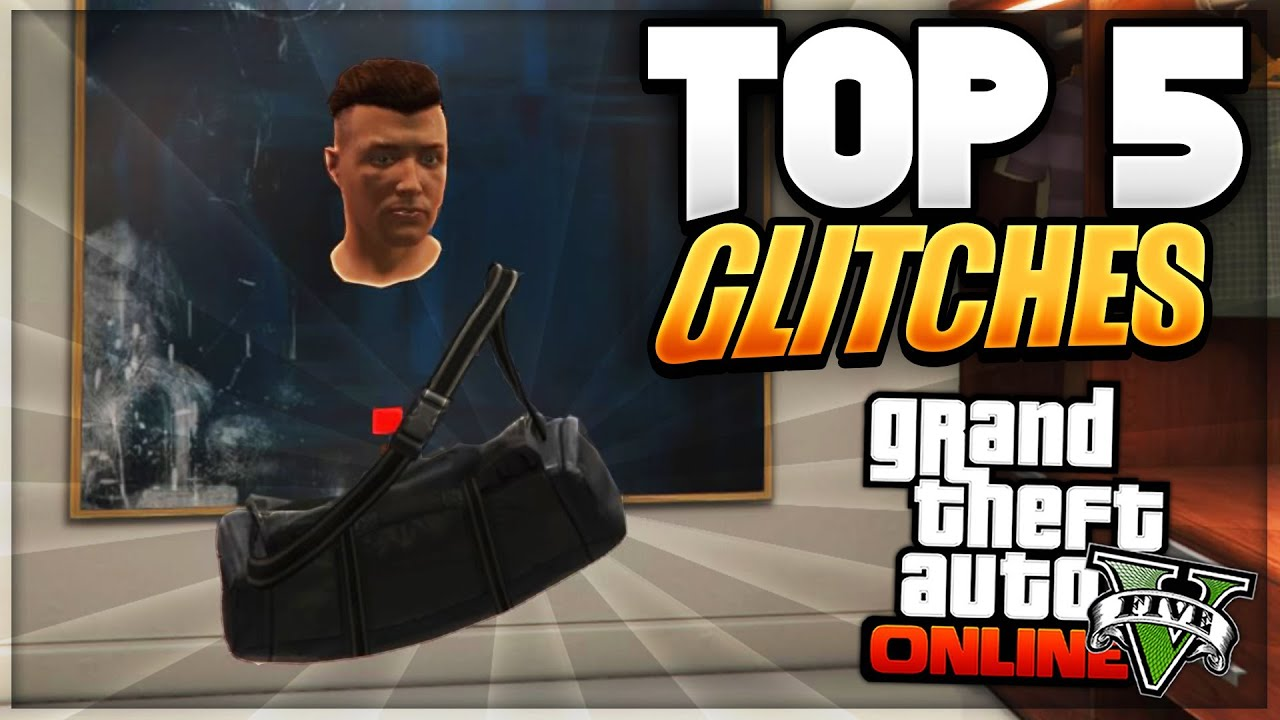 GTA 5 Online BEST Glitches 1.33 ''TOP 5 WORKING GLITCHES ...