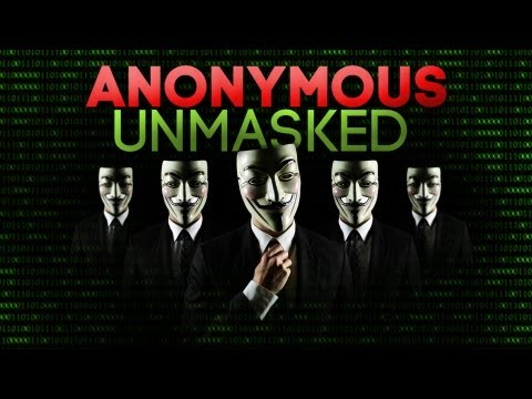 Anonymous Member Reveals His Identity