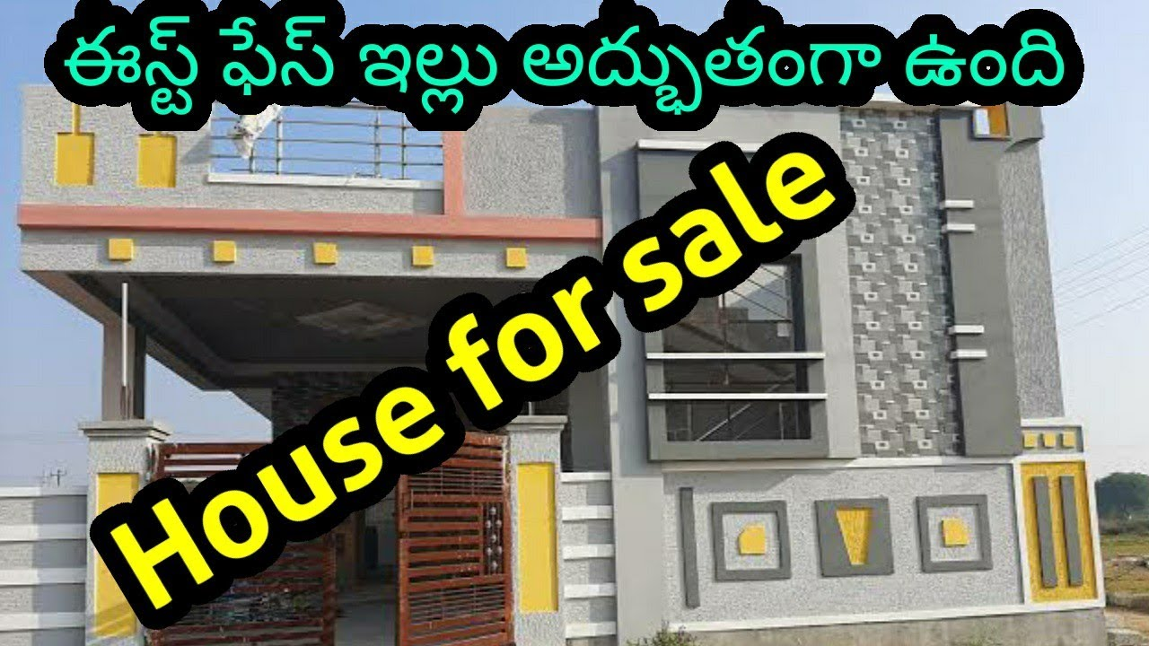 House 2bhk independent east face