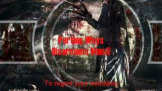 Disarmonia Mundi - Parting Ways [With Lyrics]
