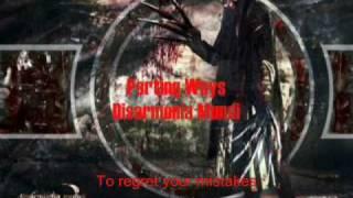Disarmonia Mundi - Parting Ways [With Lyrics]
