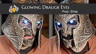 Prop: Shop - Glowing Draugr Eyes Tutorial