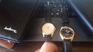 Подарки. Портмоне + Часы