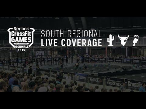 CrossFit Games 2015 Южный регион - День 2