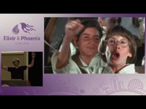 ElixirConf 2016 - Concurrent Feature Testing with Wallaby by