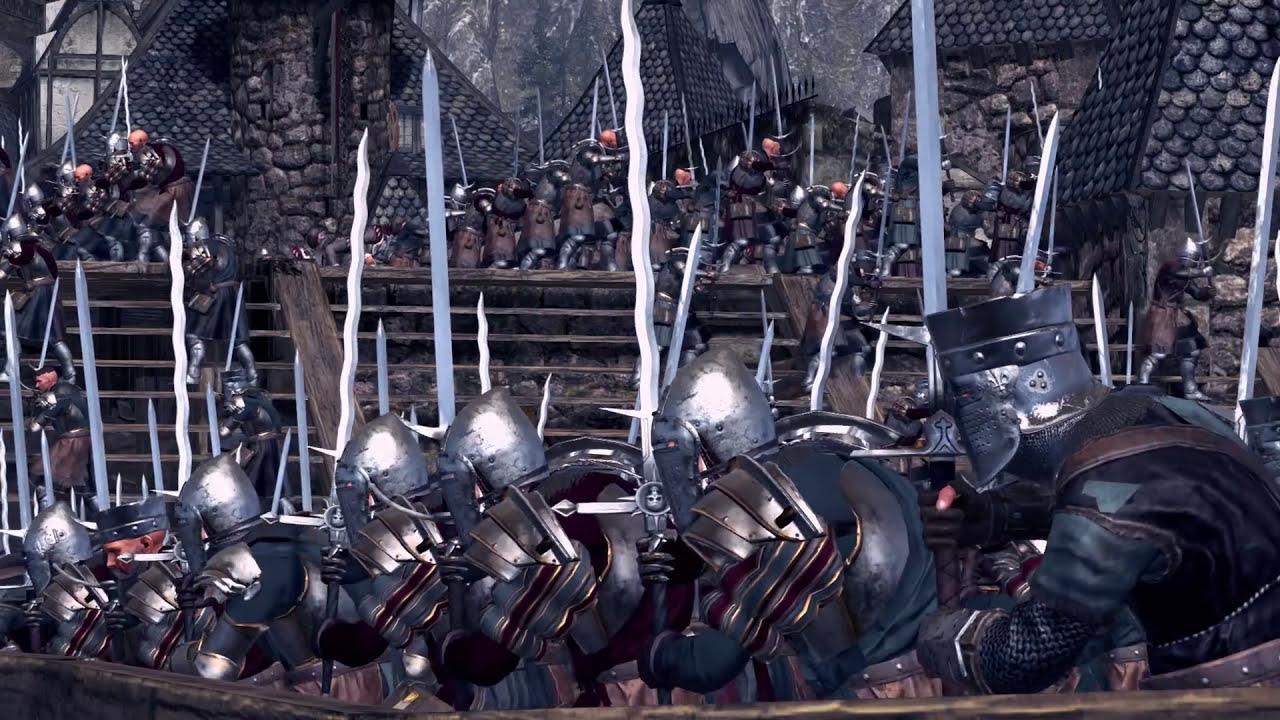 Kislev Reskin Mod - Total War WARHAMMER Cinematic Battle