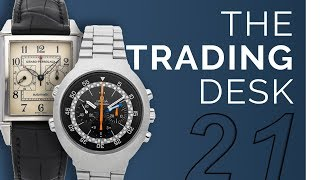The Trading Desk | Exploring the World of Vintage Watches