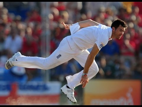 James Anderson's spell of reverse swing v West Indies, 5th Test 2009, Queen's Park Oval.