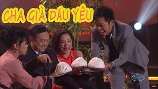 Hài Hoài Linh, Chí Tài, Việt Hương, Hoài Tâm, Thúy Nga - Cha Già Dấu Yêu