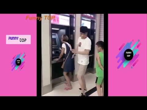 Chinese humor and playfulness of funny top should see