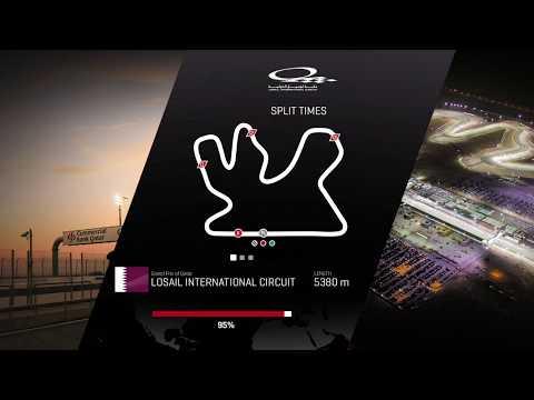 MotoGP™17 PS4 Qatar online battle of Ducati)