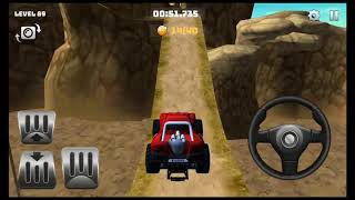 MOUNTAIN CLIMB 4x4 LEVEL 89 [THE MOST DIFFICULT TRACK]