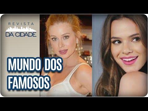Bruna Marquezine E Marina Ruy Barbosa + Pabllo Vittar Nega Romance - Revista Da Cidade (23/03/2018)