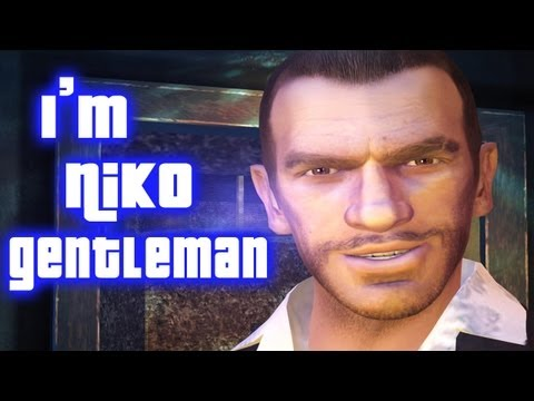 GTA IV - GENTLEMAN (Niko Bellic Version)