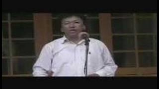 Tibetan Youth Congress - public talk