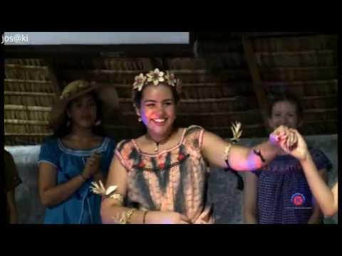 Kiribati Rotary Club Fashion Show - Kiribati Tibuta